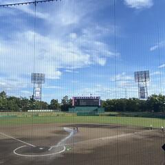 京都大会/高校野球/サラダ/3COINS 梅雨明けしましたね☀️  これからがやっ…(1枚目)