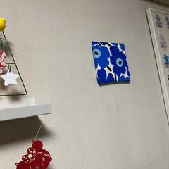 テサ パワーストリップ 高さ調節キャンバスフック | テサ  (ウォールフック)を使ったクチコミ「キャンペーン初当選しました🎉  テサパワ…」(9枚目)