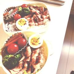 毎朝/ローストビーフ丼/お弁当START→→→/高校生弁当 いよいよ高校生!!! お弁当START→…