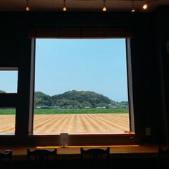 糸島/暮らし/おでかけワンショット 昨日は仕事休みだったので お洒落カフェで…