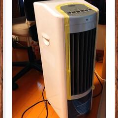 冷風機 どうしても今の部屋にマッチしない冷風機を…