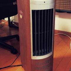 冷風機 どうしても今の部屋にマッチしない冷風機を…(2枚目)