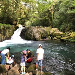 風景/旅 「菊池渓谷」 熊本県菊池市にある渓谷に今…
