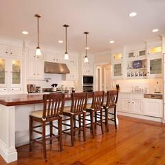 建築写真/インテリア写真/竣工写真 ニュージャージー州モントクレアの一軒家の…