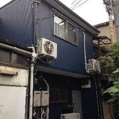 長屋リフォーム/西成区長屋/長屋をアパートに 長屋の2階をアパートにリフォーム