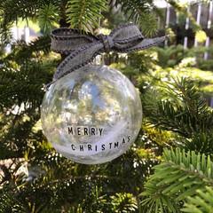 100均一/ダイソー/セリア/クリスマス/DIY 100円ショップを活用して、クリスマスオ…