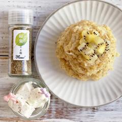 ヴィーガン女子/卵乳成分不使用/オーツ麦パンケーキ/ノンオイル/Flusso 【ノンオイルで作る!オーツ麦パンケーキ♡…