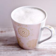 おうちカフェ/Flussoアンバサダー/Flussoフルーツソルト/Flusso/ラテアート/ソイラテ/... 【今日の #豆乳生活♡ #無調整豆乳♡ …(3枚目)