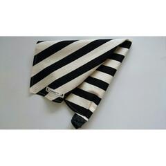 エプロン/通園通学/ままごと/三角巾/カフェ/キッチン ヘアバンド型三角巾