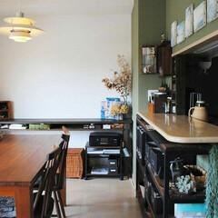 ルイスポールセン PH5ペンダントライト / クラシック・ホワイト(その他キッチン、台所用品)を使ったクチコミ「テレワークというか普段から在宅ワーク多め…」
