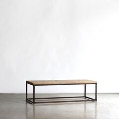 テーブル/ローテーブル/アイアン 11-TA111014 SQ Pipe …(1枚目)
