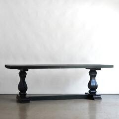 テーブル/Table/ブラック/BLACK 11ーTA132012 Balstrad…