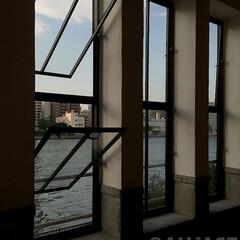 アイアン窓/スチール窓/オーダー窓 スタジオ施工例2 アイアン窓製作