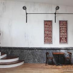 内装施工/スタジオ施工/階段 スタジオ施工例3 内装施工 階段(1枚目)