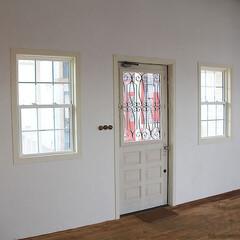 スタジオ施工/内装施工/オーダードア/アイアン面格子 スタジオ施工例4 ドア