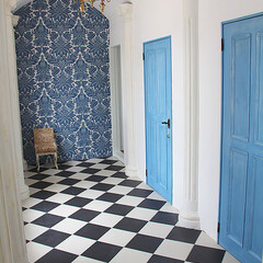 オーダードア/内装施工 スタジオ施工例4 ドア 内装施工