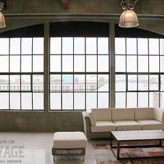 アイアン窓/スタジオ施工 スタジオ施工例4 アイアン窓