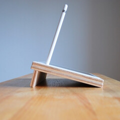 DIY/Apple/タブレット/イラスト/イラストレーター iPad絵描き専用台DIY♪(1枚目)