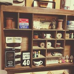 メルスリー/アンティーク雑貨/手芸雑貨/雑貨だいすき♡/雑貨/インテリア/... アンティークの手芸雑貨を集めるのが好きで…