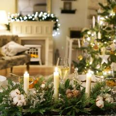 クリスマスデコレーション/クリスマスディスプレイ/クリスマスインテリア/クリスマスツリー/クリスマス2019/リミアの冬暮らし/...