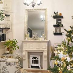 リミアの冬暮らし 今年のクリスマスツリーのデコレーションは…