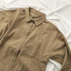 カジュアル/プチプラ/コーデュロイジャケット/ファッション 前のpicで着てるコーデュロイシャツはG…