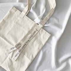 お気に入り/シンプル/トートバック/バッグ/ファッション/わたしのお気に入り 最近買ったお気に入りのバッグ。 シンプル…