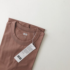 購入品/Tシャツ/ユニクロユー/ユニクロ/ファッション/わたしのお気に入り UNIQLO購入品。 Uniqlo Uの…