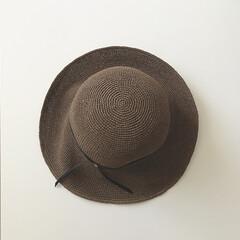 麦わら帽子/帽子/ファッション/わたしのGW GWのお出かけ用に新しく帽子を買いました…