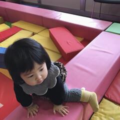 休日の過ごし方/おでかけ/1歳/生後12ヶ月/おでかけワンショット 昨日、近くの交流センターでやってるイベン…