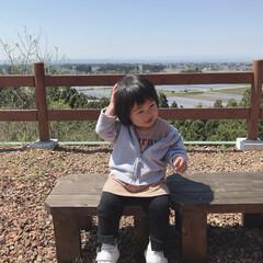 1歳3ヶ月/娘/バーベキュー/GW/風景/わたしのGW 今日はお友達のお家でバーベキューをしまし…