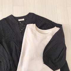 春服/チュニック/スウェット/韓国ファッション/ファッション u_dreesrのお洋服が届いた♡ 絶対…