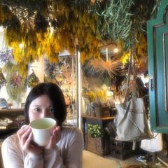 人気スポット/良い香り/居心地良すぎ/カフェ/フラワー/花/... 今日はママちゃんの誕生日✨ 昨年からドラ…