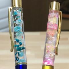 ハーバリウム用ボールペン/可愛い/ハンドメイド/ボールペン/ハーバリウム ハーバリウム用のボールペン ってご存知で…