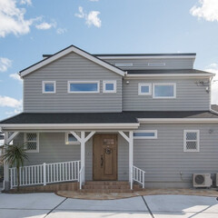 高気密・高断熱の家/カリフォルニアスタイルの家/輸入住宅/ココカーサの家 Wカリフォルニアスタイルのおしゃれなお家…