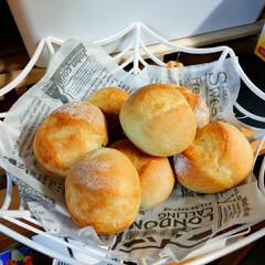 プチ/フランスパン/初作り 初めて、ホームベーカリーではなく、手コネ…(1枚目)