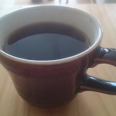 マグカップ 4年間愛用しているマグカップ。しっかりと…