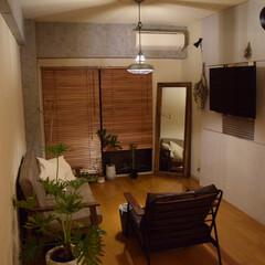 リビングルーム/DIY/ハンドメイド/インテリア/家具/無印良品/... Living room