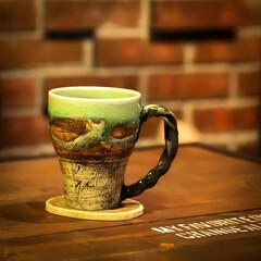 個性/コーヒー好き/栃木県/宇都宮市/阿部興業株式会社/木の家/... オシャレなカップで飲むコーヒーは、何故か…(2枚目)