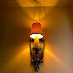 常盤台写真場/江戸東京たてもの園/昭和初期/灯り/ノスタルジック 昭和初め頃の建物の照明 昔の照明は、細部…