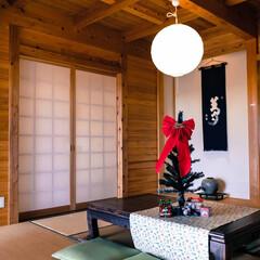 大谷石/ヒバ/スギ/ヒノキ/地産地消/薪ストーブのある暮らし/... 木の香り漂う建物です。 地元の材料を使っ…