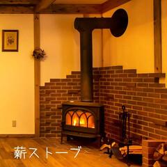 阿部興業株式会社/自然素材/ひのきの家/無垢材/薪ストーブ/サイエンスホーム宇都宮店/... 木の香りがいっぱい🎵🎵 真壁造りの家です…(5枚目)