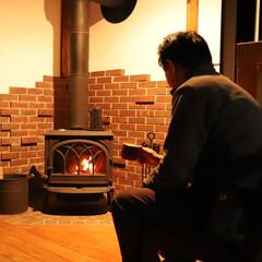 妄想/サイエンスホーム/阿部興業株式会社/木の家づくり/木の家/宇都宮/... 今日は5月なのに寒い一日でした。 薪スト…(1枚目)