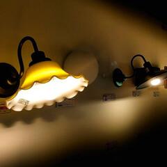 木の家/宇都宮/パナソニックショールーム/ゆっくり/壁灯 ほのかな明かり ゆっくりしたい気分の時は…