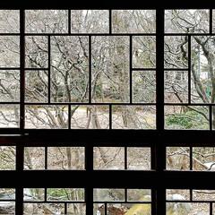 木造住宅/木造建築/断熱/和風建築/格子窓/江戸東京たてもの園 窓は断熱という点では、なるべく少なく小さ…(2枚目)