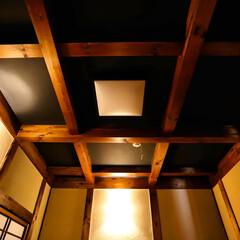 新築/リフォーム/宇都宮/木の家づくり/木の家/スギ床/... 素材にこだわった寝室です。 快適な睡眠の…(6枚目)