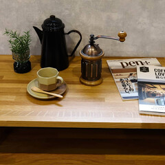 コーヒーのある暮らし/コーヒー/宇都宮/木の家づくり/ウッドワン/パナソニックキッチン/... オシャレなフロートキッチン 足元スッキリ…(2枚目)