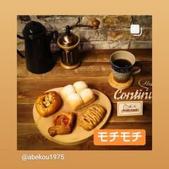 阿部興業株式会社/木の家づくり/木の家/コーヒー/宇都宮市/栃木県/... 米粉のパンです。 モチモチ食感で、満腹感…