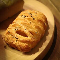 阿部興業株式会社/木の家づくり/木の家/コーヒー/宇都宮市/栃木県/... 米粉のパンです。 モチモチ食感で、満腹感…(4枚目)