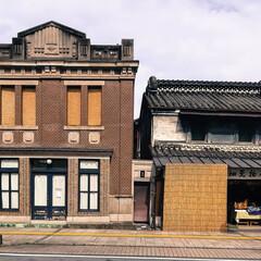 阿部興業株式会社/木の家/歴史的建造物/蔵の町/栃木県/散策/... 栃木市散策の続きです。 歴史ある建物が並…